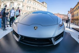 Launch of Gran Turismo Sport on PS4 @ Piazza Roma in Modena (5 of 8)
