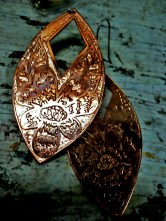 copper Photo Etching Class