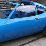 Opel GT Targa