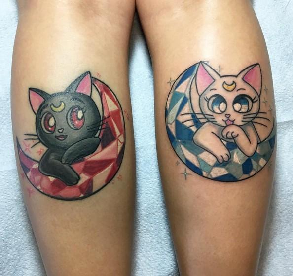 Tatuajes Que Te Enamorarán Si Te Encanta El Anime Cabroworld