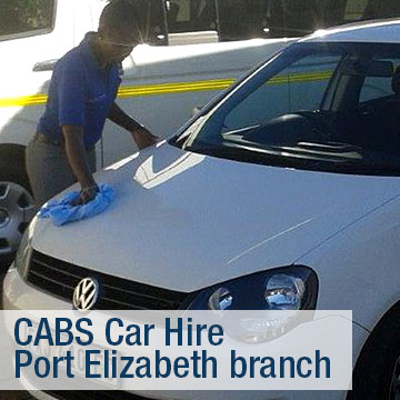 Port Elizabeth Region - CABS Car Hire