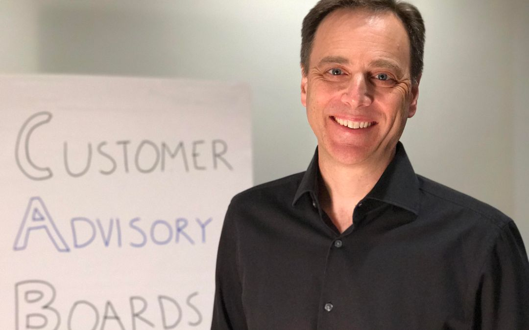 15 years of Customer Advisory Board Success