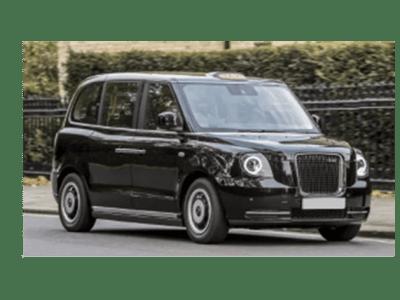 2018 TX Ecity Electric Taxi