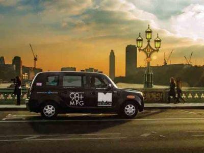 2018 Metro Electric Cab