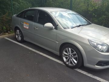 Vauxhall Vectra 1.9Tdi Bolton Private Hire