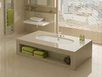 Arcadia built-in bath | Traditional Oval Built-In Bath