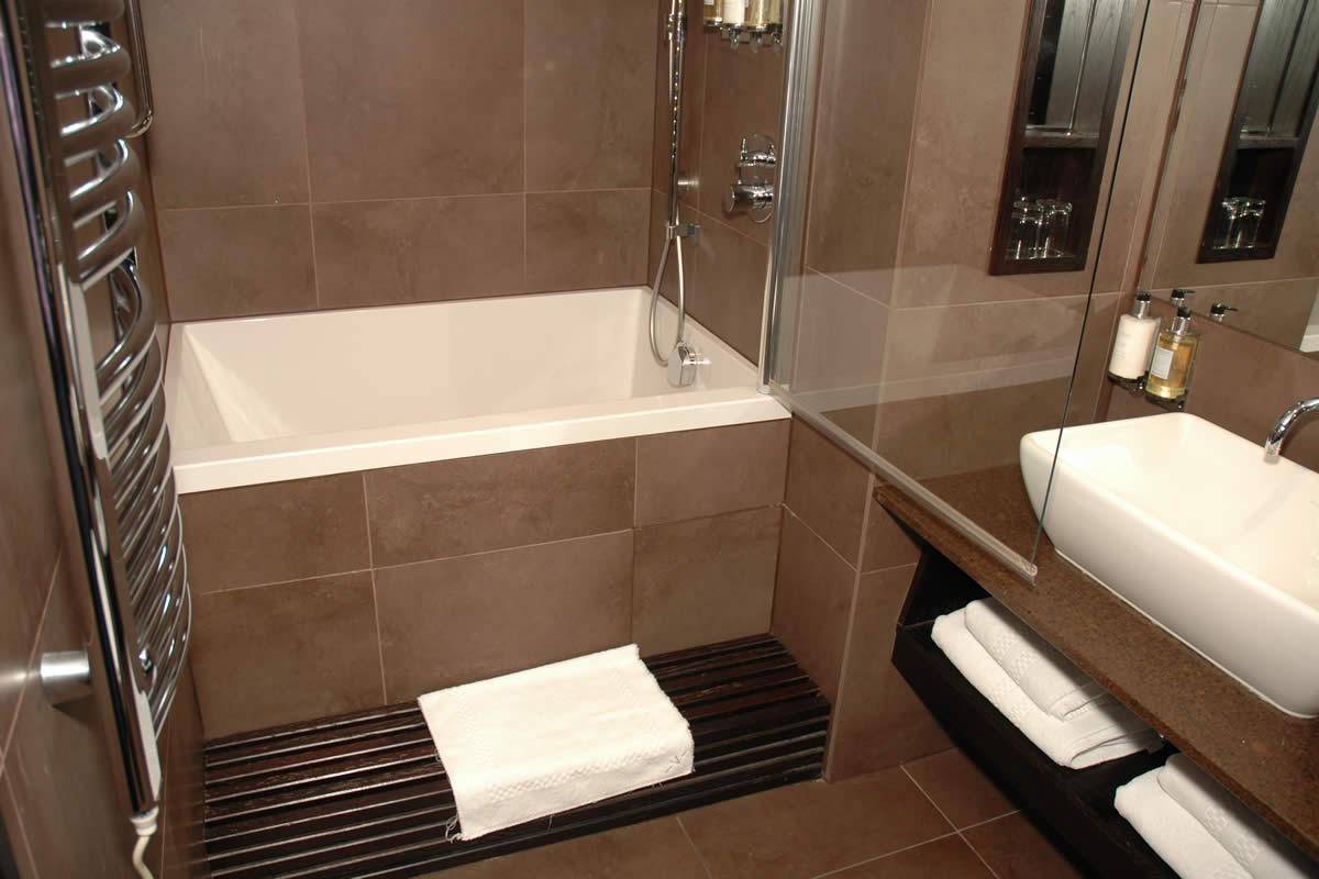 Modified Soaking Tub Customer Testimonial