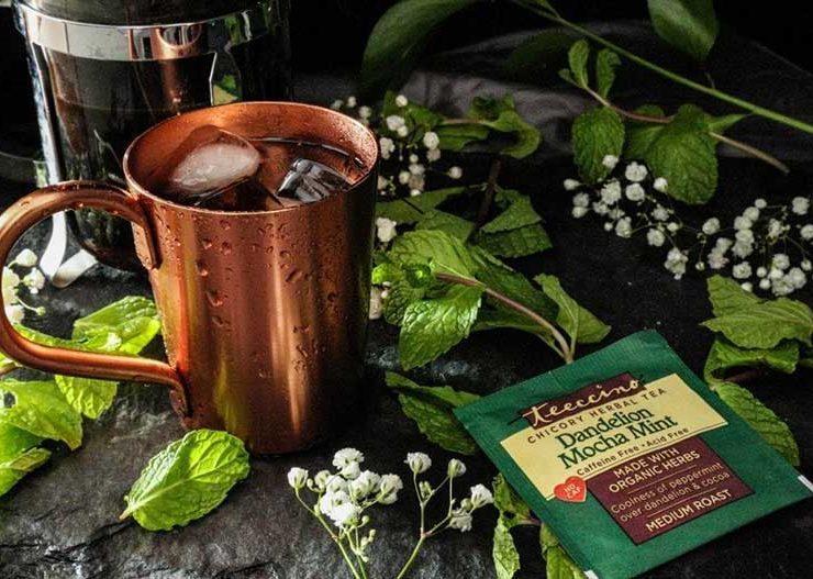 Teeccino健康咖啡替代冰