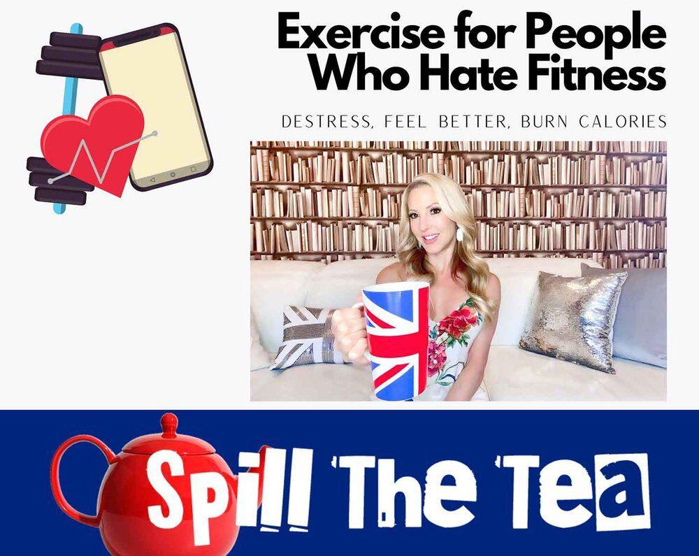 美容健身时尚运动让人讨厌运动