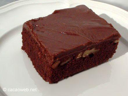 Scandinavian brownies