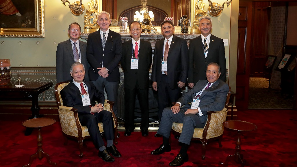 10th World Chambers Congress .Picture : Gregg Porteous