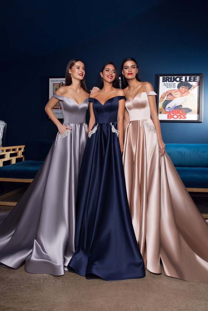 Crystal Design Evening Gowns – Cache Couture Vancouver