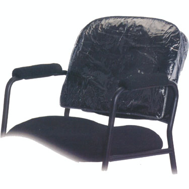 Chair Back Covers for Salon