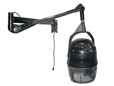 Mounted Hair Dryers