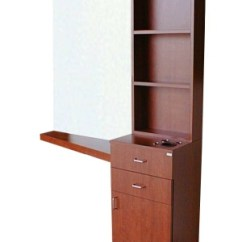 Salon Chairs For Cheap Wood High Chair Hair Styling Beauty And Barber Work Stations Cabinets