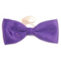 Boys purple bow tie 6m To 12yrs | Cachet Kids