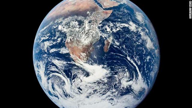 La NASA prepara la 'selfie' de la Tierra este martes