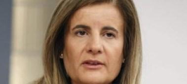 Administradora de Empleo Y Seguridad Social, Fatima Bañez, En Europa