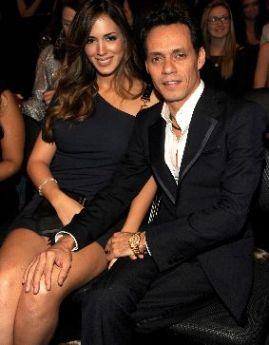 La modelo venezolana Shannon de Lima y el cantante Marc Anthony terminaron amistosamente su relación de un año.