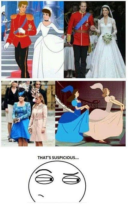 Eso es mucha coincidencia