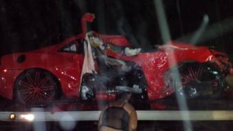 Accidente Oscar Taveras