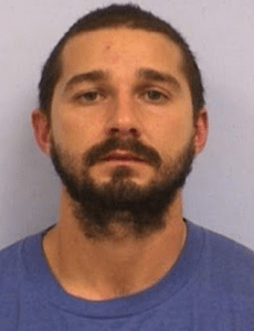 Arrestan a Shia LaBeouf en Texas