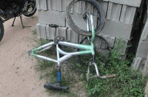 Hombre hiere sobrino de un cartuchazo en discusión por goma de bicicleta