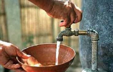 Desde hace 7 meses, el agua no llega al sector La Raqueta