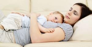 Durmiendo con tu bebe