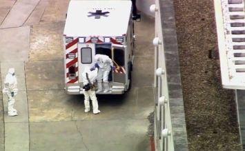 Ebola En EEUU