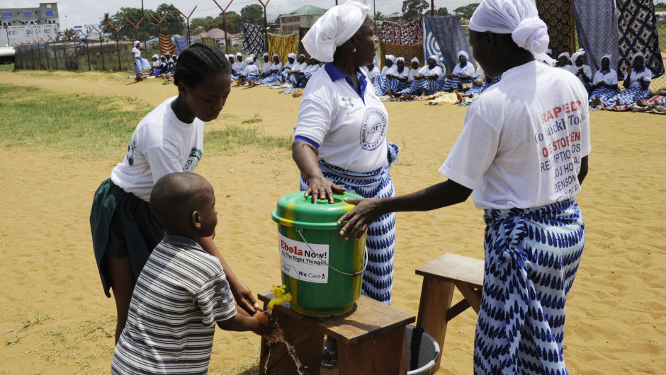 LIBERIA-HEALTH-EBOLA-WIPNET