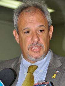 Embajador de Cuba, Alexis Baldrich