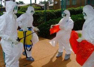 Huerfanos Por Ebola