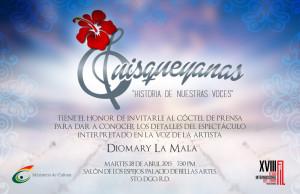 Invitacion RDP Quisqueyanas