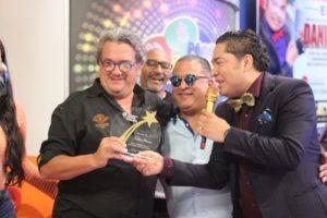Juan Basante recibió su Estrella por Siempre