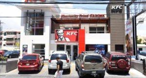 KFC-propina