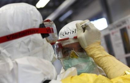 Meses Para El Ebola