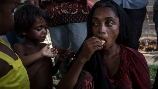 Hundreds More Rohingya Refugees Arrive In Indonesia