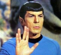 Muere spock