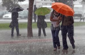 Onda tropical provocará aguaceros y tronadas en varias provincias