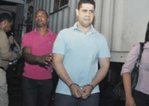 La Policía vincula hijo de exgeneral Percival Peña en asalto a camión de valores