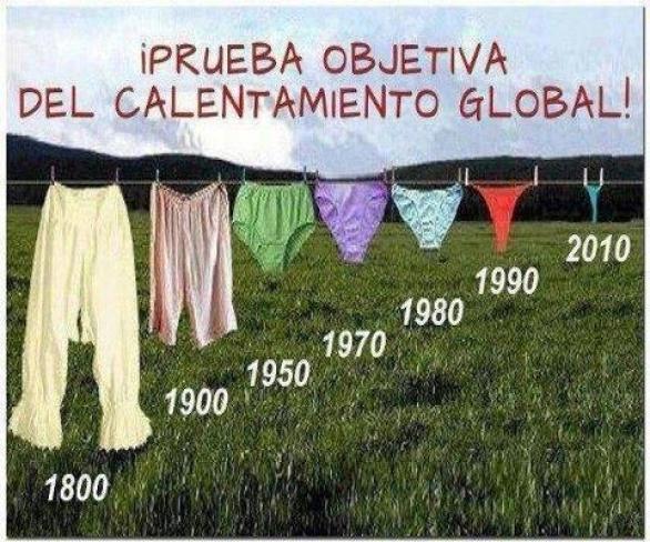 calentamientoglobal