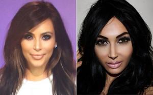 Joven británica gasta $30,000 para parecerse a Kim Kardashian
