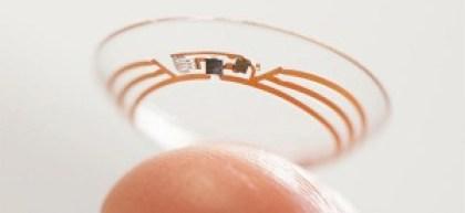 lentes de contacto google