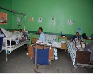 Los 540 estudiantes afectados fueron ingresados en distintos hospitales, aunque 190 ya han sido dados de alta.