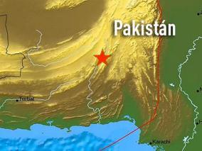 Movimiento sísmico tuve una intensidad de 7,8 en la escala abierta de Richter, informó el Servicio Geológico de EE.UU.
