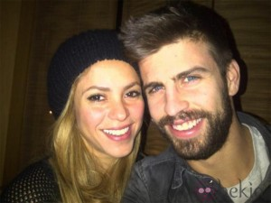 Se revela el sexo del bebe de Shakira