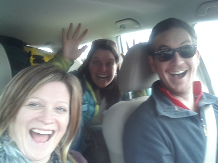 Road Trip with James Roberts & Dympna Hayes