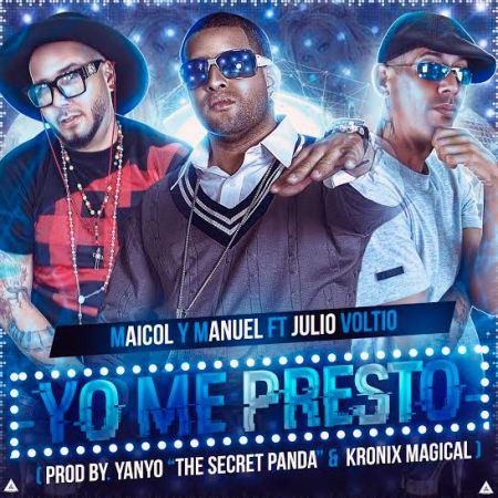 Maicol & Manuel Ft. Julio Voltio - Yo Me Presto