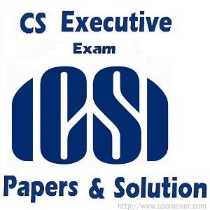 icsi executive paper solution